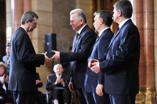Orbán Viktor részvétét nyilvánította Pap Géza családjának