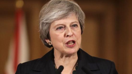 """Theresa May: a Brexit után az EU-munkavállalók sem állhatnak """"a sor elejére"""""""