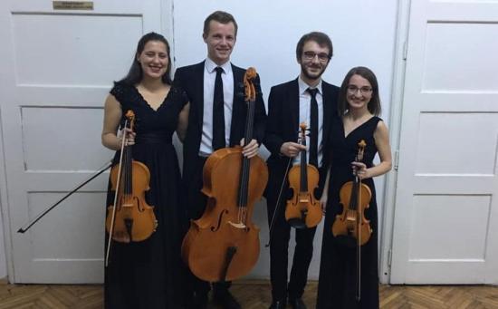 Magyar vonósnégyes nyerte a Mozart Előadóversenyt
