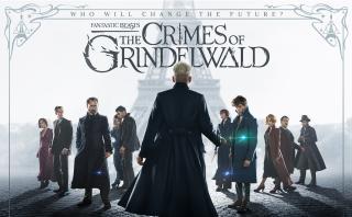 A Legendás állatok – Grindelwald bűntettei című filmet nézték meg a hétvégén a legtöbben a mozikban