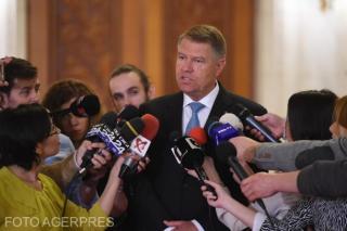 Megtagadta Johannis két miniszter kinevezését