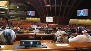 Hangulatképek a Világfórum a Demokráciáért értekezletről