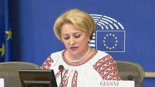 Viorica Dăncilă az EP elnökének: készen állunk az EU-elnökség átvételére