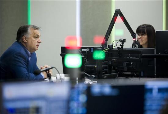 Orbán: véget ért a száz év magyar magány