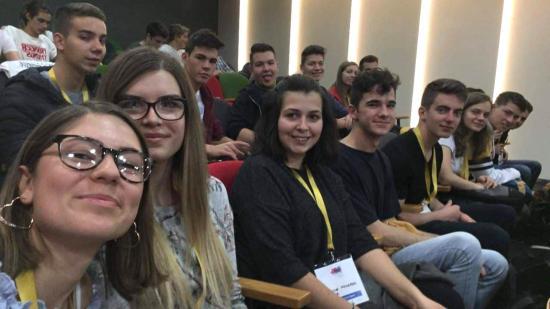 Apáczais sikerek a Budapest Science Camp nemzetközi táborban