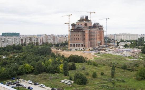Felszentelték Bukarestben Nemzet Megváltása-székesegyházat