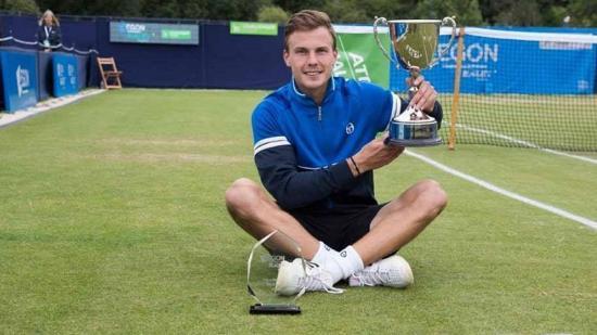 Tenisz-világranglisták: Fucsovics újabb karriercsúcsa