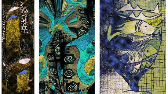 Ősi szimbólumok modern köntösben a Barabás Miklós Galériában