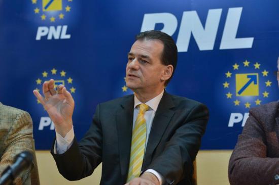"""Ludovic Orban: """"Nem értem az RMDSZ-t …"""""""