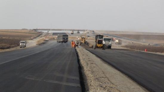 Szállításügyi miniszter: még az idén megnyitják a Radnót-Nyárádtő autópálya-szakaszt