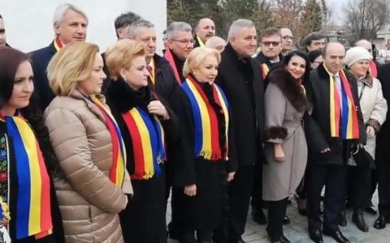 Kormányellenes bekiabálás Gyulafehérváron: szégyelljétek magatokat!