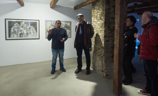 Tárgyalások – Tóth László kiállítás nyílt a Quadro Galériában