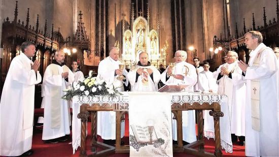 Krisztus Király vezéreljen az új egyházi évben is