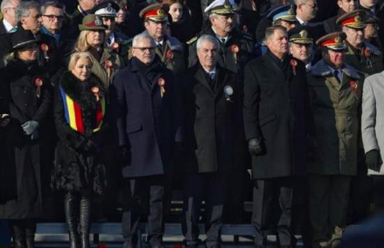 Centenárium - Nagyszabású katonai parádéval ünnepelték az egyesülést (FRISSÍTVE)
