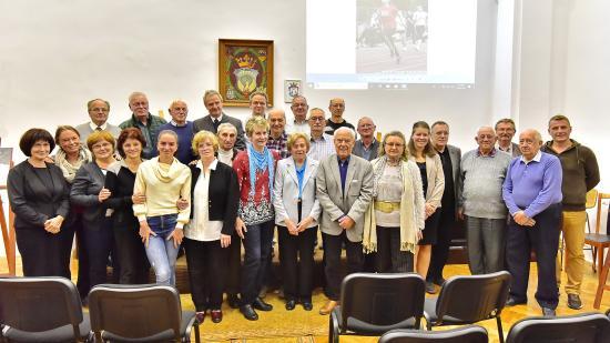Magyarok a kolozsvári atlétikai élet 135 évében