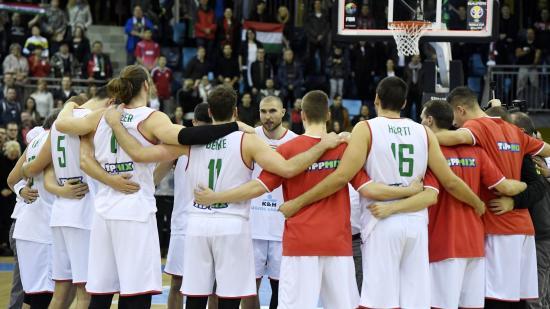 Férfi kosárlabda vb-selejtezők: még élnek a magyar remények