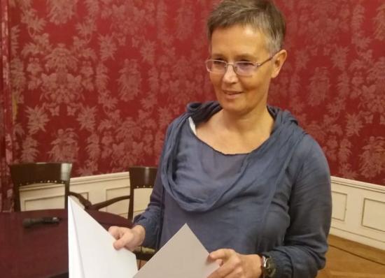 Selyem Zsuzsa kapta a Komlós Aladár-díjat