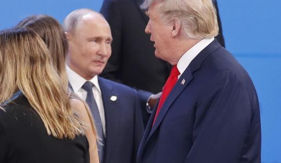 Putyin nem sértődött meg amiatt, hogy Trump lemondta a kétoldalú találkozót