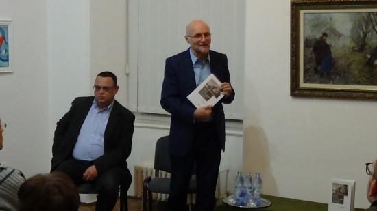 VIDEÓ - Könyvbemutató - A romániai zsidók: történelem, emlékezet, képviselet