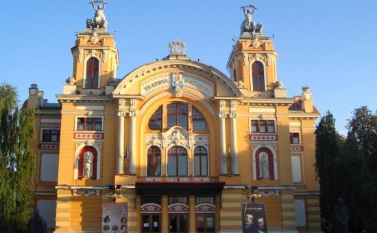 Nyitott kapuk éjszakája a Román Színházban