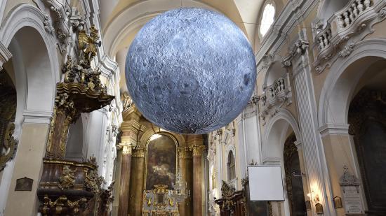 Kalazancius és Galilei kapcsolata a Holdmúzeum fényében