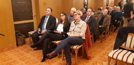 Oláh Emese az RMDSZ városi szervezetének elnöke - Hegedüs Csilla EP-mandátumért szállna versenybe