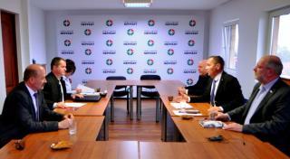 Folyamatos párbeszédről állapodtak meg az MPP és az EMNP vezetői