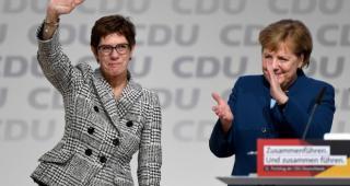 A német CDU új elnöke a migráció és a biztonság témáját veszi elsőként napirendre