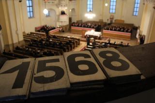 A Magyar Unitárius Egyház ünnepi zsinata Kolozsváron