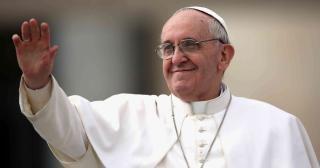Testvériséget sürgetett Ferenc pápa Advent második vasárnapján