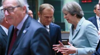 Uniós vezetőkkel tárgyalt a brit kormányfő