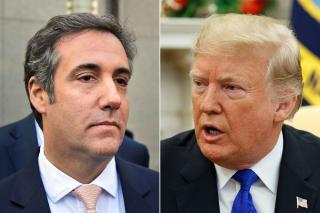 Három év börtönre ítélték Michael Cohent, Donald Trump volt ügyvédjét