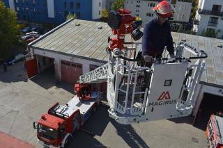 Bővül a katasztrófavédelem gépparkja