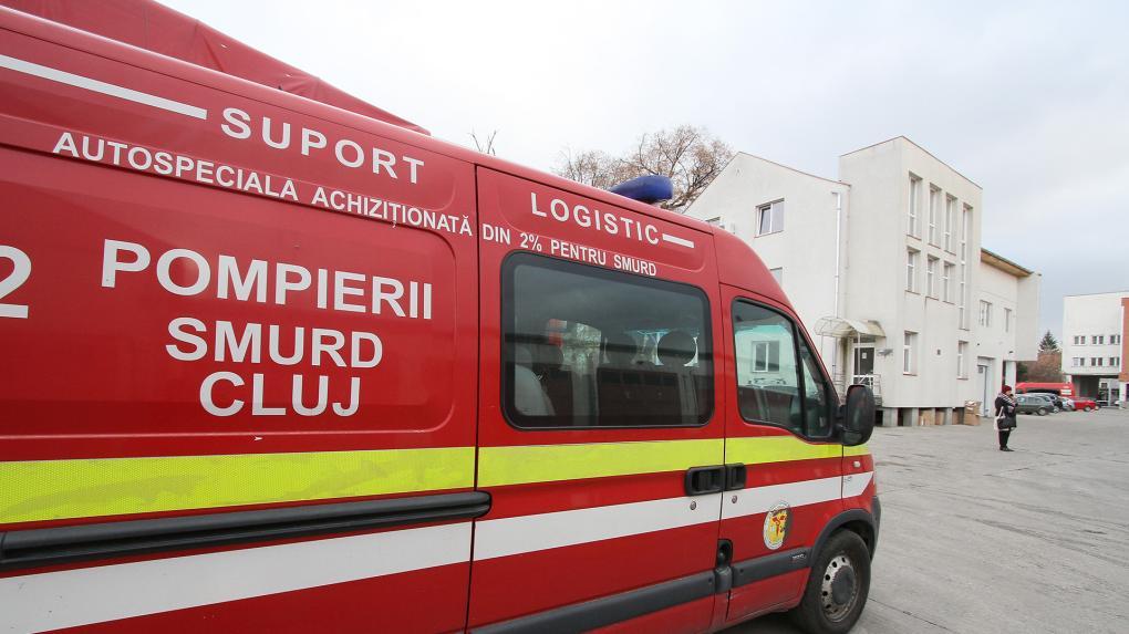 Megdicsérték a körösfői magyar önkéntes tűzoltókat