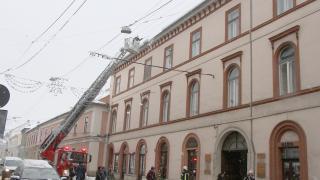 Kényszervakáció Kolozs megyében, forgalmi fennakadás országszerte