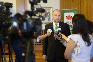 Az RMDSZ nem támogatja a román ellenzék bizalmatlansági indítványát