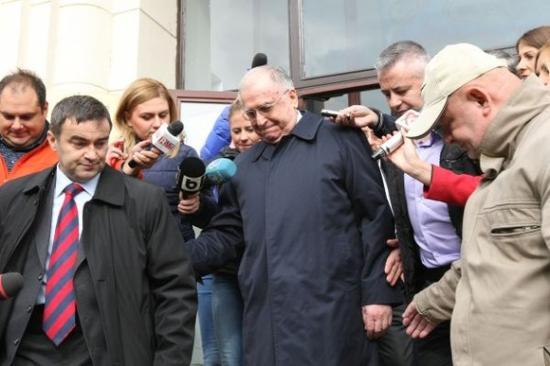 1989-es forradalom: bűnügyi kivizsgálás Iliescu ellen