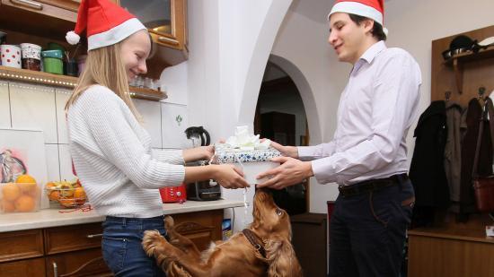 Életek karácsonyai: gyerekkorban, válás után, fiatal házasként