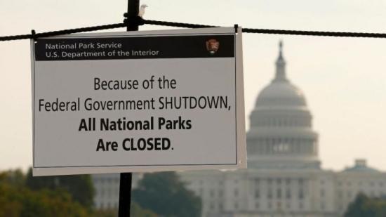 Nem egyeztek meg az amerikai törvényhozók, részlegesen leállt a kormányzat
