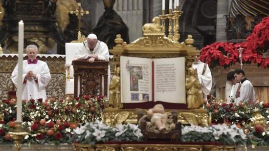 Ferenc pápa: birtoklás helyett a másokkal való megosztás vezesse az életünket
