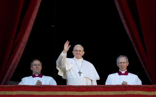 Ferenc pápa: az emberek közötti különbségek nem veszélyt, hanem gazdagságot jelentenek