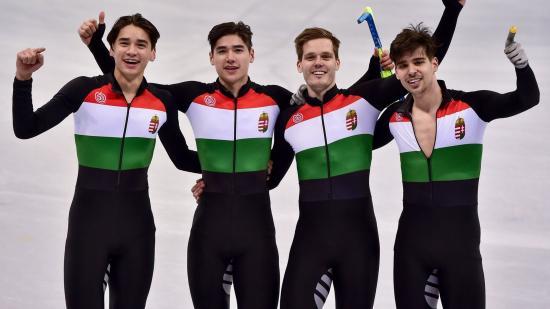 Az év magyar sportsikereiből