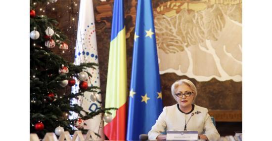 Viorica Dăncilă szerint az EU-elnökség ráirányítja a figyelmet a román társadalomra