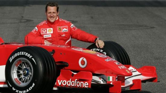 Michael Schumacher 50 éves – üzent a rajongóknak a felesége