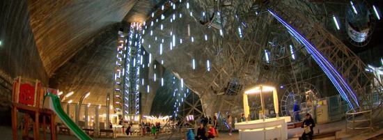 Tordai sóbánya: rekordszámú látogató tavaly