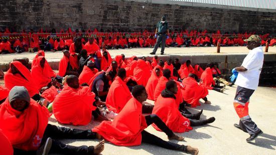 Illegális bevándorlás - December végéig több mint 64 ezren érkeztek Spanyolországba