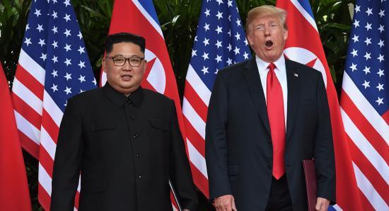 Trump: Washington és Phenjan már a következő csúcstalálkozó helyszínéről egyeztet