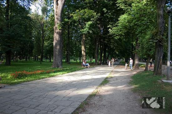 Felújítás előtt a kolozsvári parkok zöme