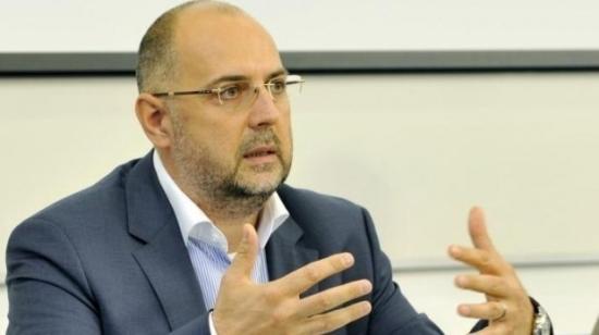 Kelemen Hunor iktatta jelöltségét újabb elnöki mandátumra