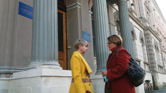Meghallgatták Horváth Annát a legfelső bíróságon